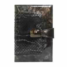Обложка для паспорта Elisir Магический кристалл Шоколад PPV-LK261