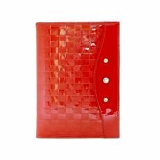Обложка для автодокументов Elisir Bottega Red BV3-LK268