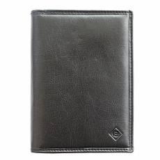 Обложка  для паспорта и автодокументов Edmins 15965/1N sof black
