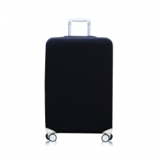 Чехол для чемодана TravelSky Black M