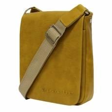 Сумка мужская Person СМ-7013 апачи желтый