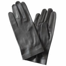 Перчатки мужские кожаные без подкладки Edmins Э-20M мод. 39 темно-коричневый -8