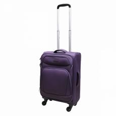 Чемодан-тележка Эдминс 362CT-20 d.purple