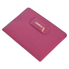 Обложка для паспорта Libellula ОП-19/роз