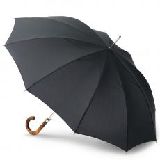 Зонт-трость Knirps мужской полуавтомат Long Automatic BLACK 79923710